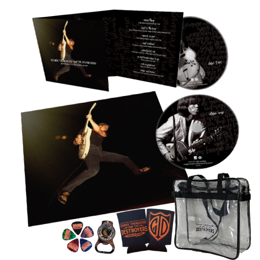 Pre-Order - CD Bundle - Live in Boston, 1982 - The Complete Concert
