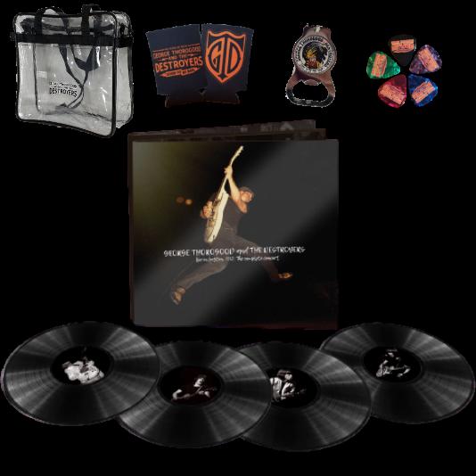 Pre-Order - Vinyl Bundle - Live in Boston, 1982 - The Complete Concert