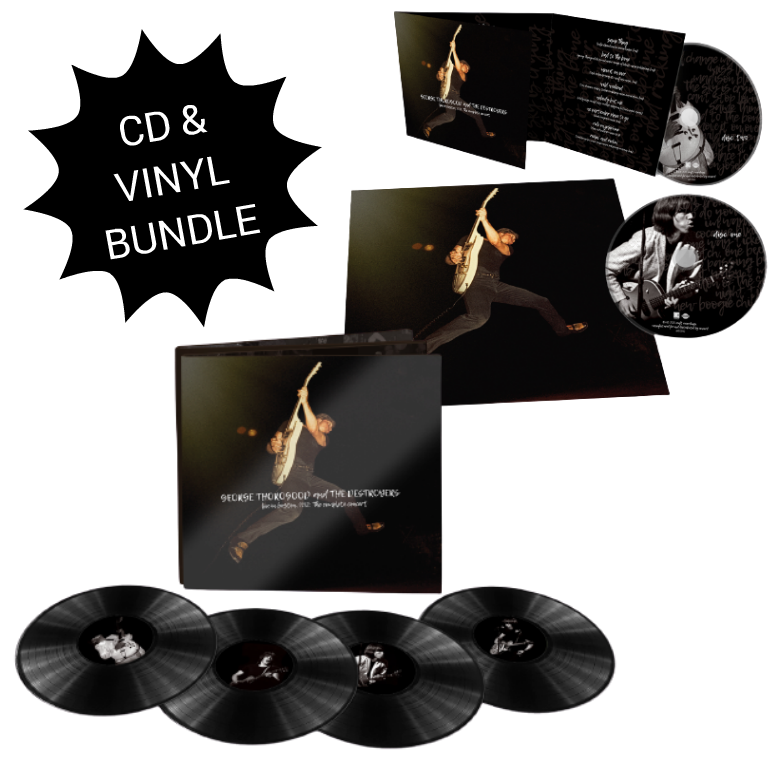 Pre-Order - Vinyl & CD Bundle - Live in Boston, 1982 - The Complete Concert