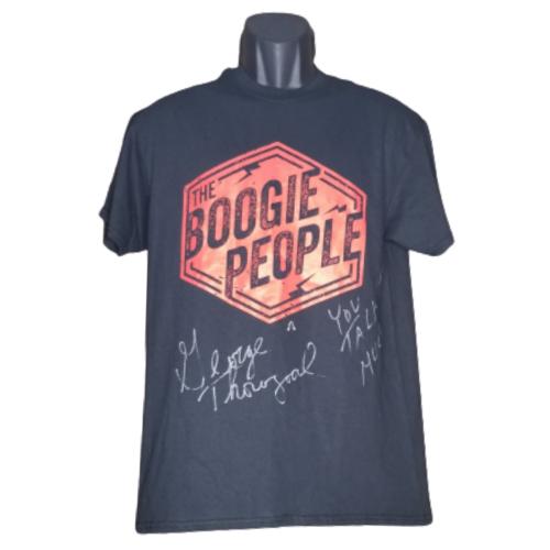 Autographed 2016 Boogie People Tee