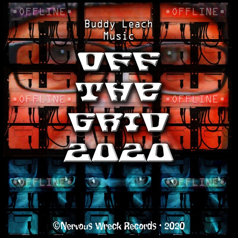 Buddy Leach - Off the Grid 2020 CD