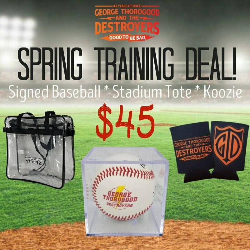 Spring Training Bundle