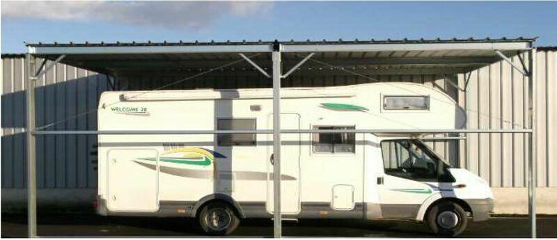 Special Camping-Car , sur mesure 12 x 4 m