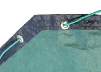 Bâche d'hiver (verte) - Quartoo 350 x 350