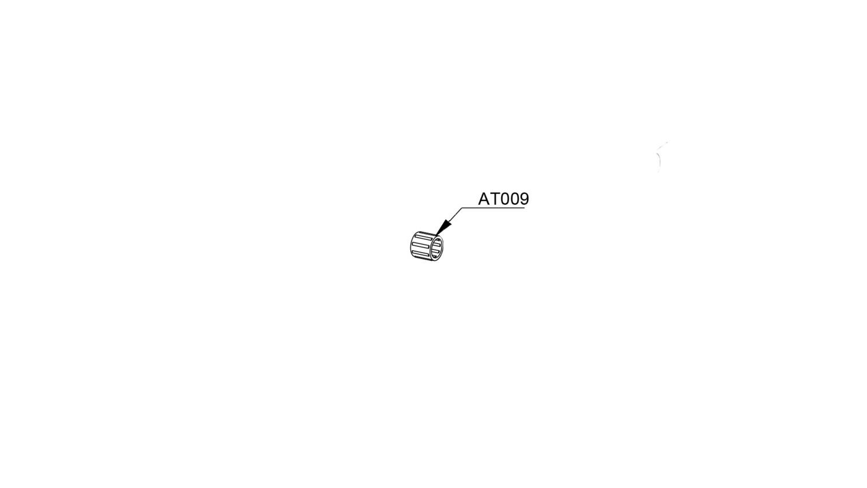 Piston roller bearing (AT009)
