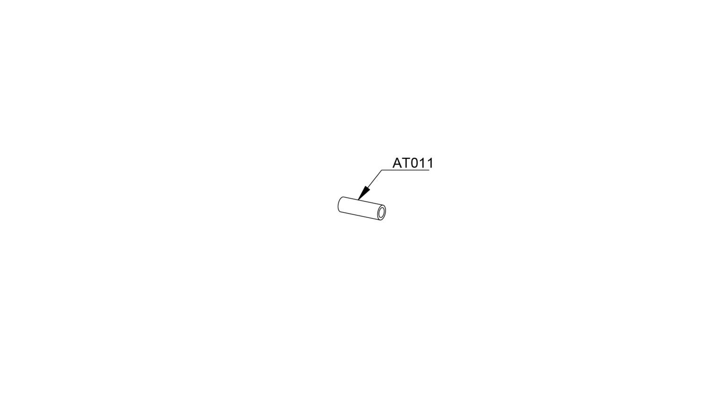 Piston pin Ø 12mm (AT011)