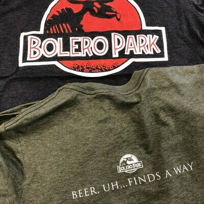 Grey Bolero Park Large