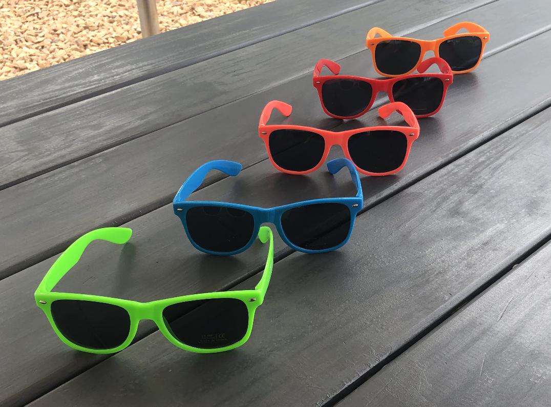 Sunglasses- Coral