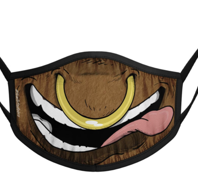 Face Mask- Bull