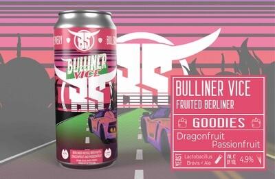 Dragonfruit + Passionfruit Bulliner Vices 4pk