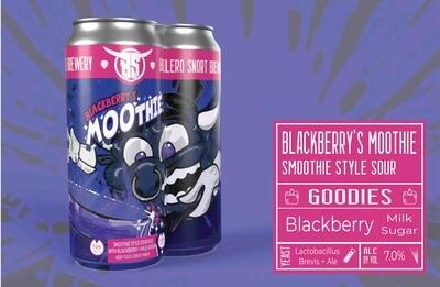 Blackberry'S Moothie 4pk
