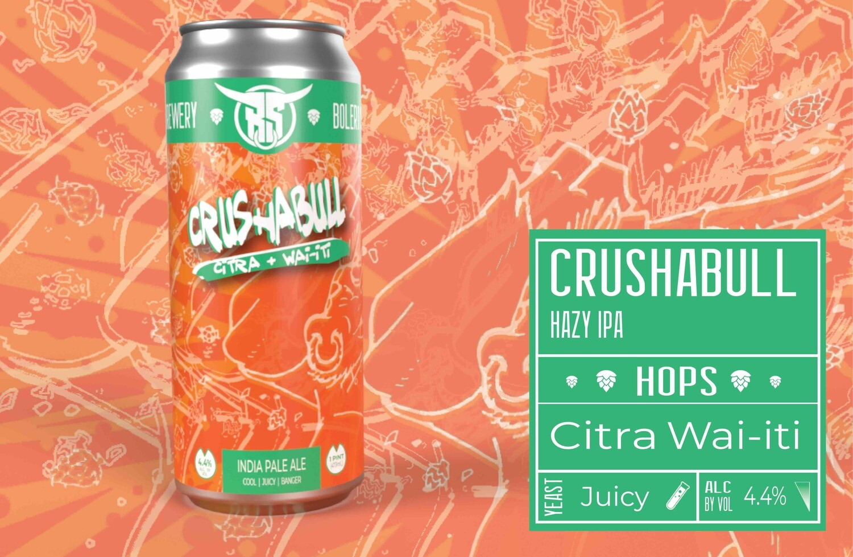 Crushabull IPA 4pk