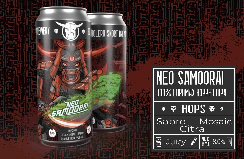 Neo Samoorai 4pk
