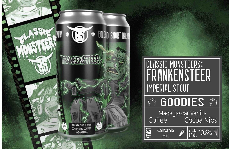 Monsteers: Frankensteer 4pk