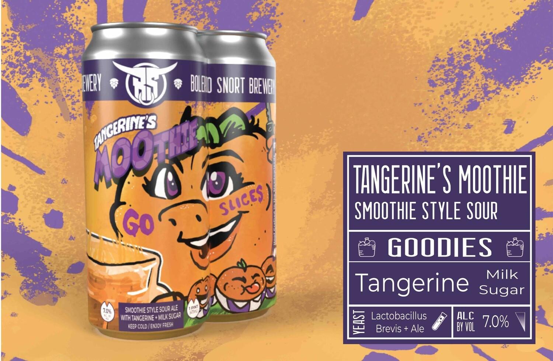 Tangerine'S Moothie 4pk
