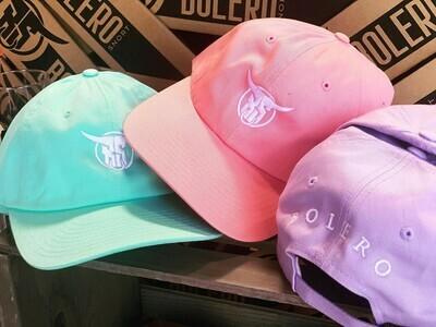 Pastel Hat Pink