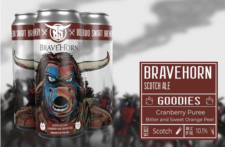 Bravehorn 4pk