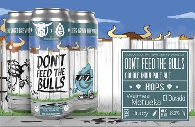 Don't Feed the Bulls 4pk