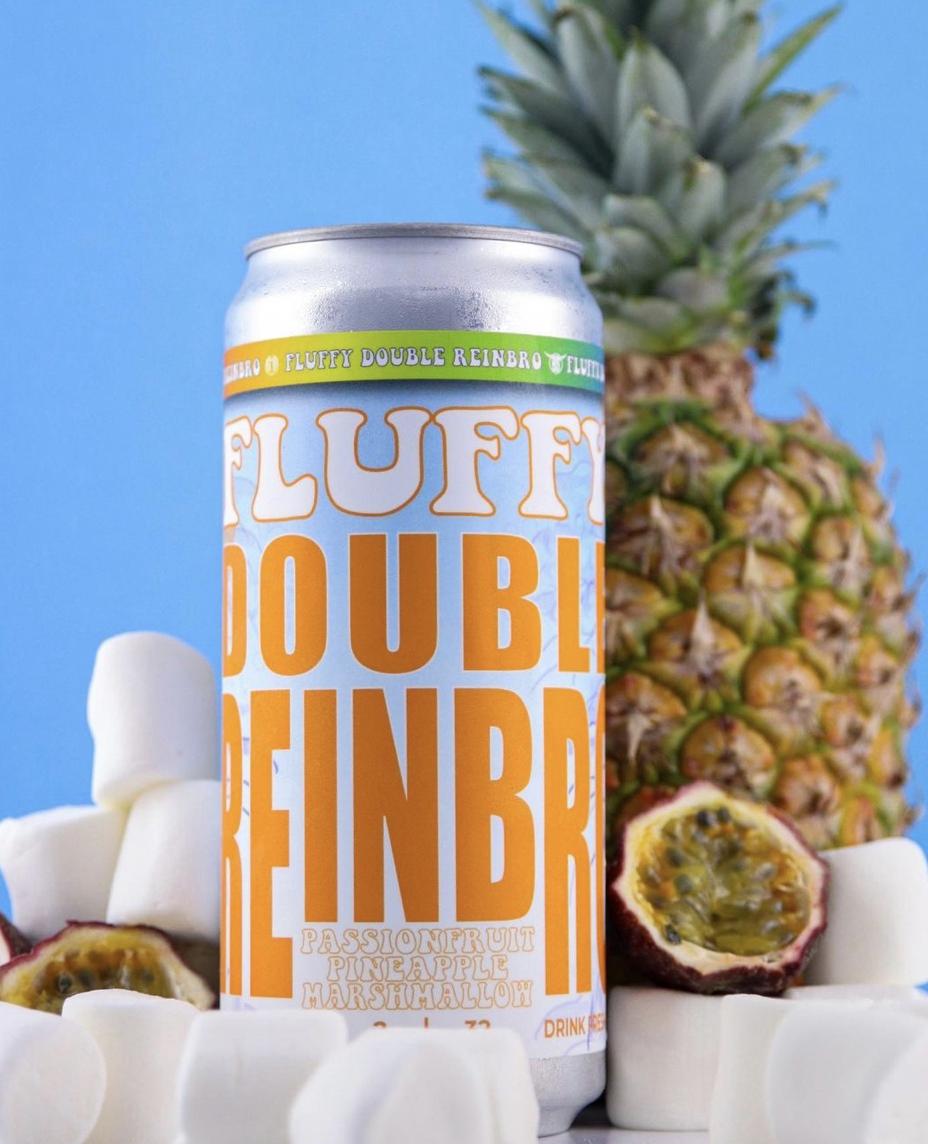 Fluffy Reinbro Pineapple