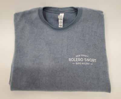 Slate Sueded Sweatshirt X-Large