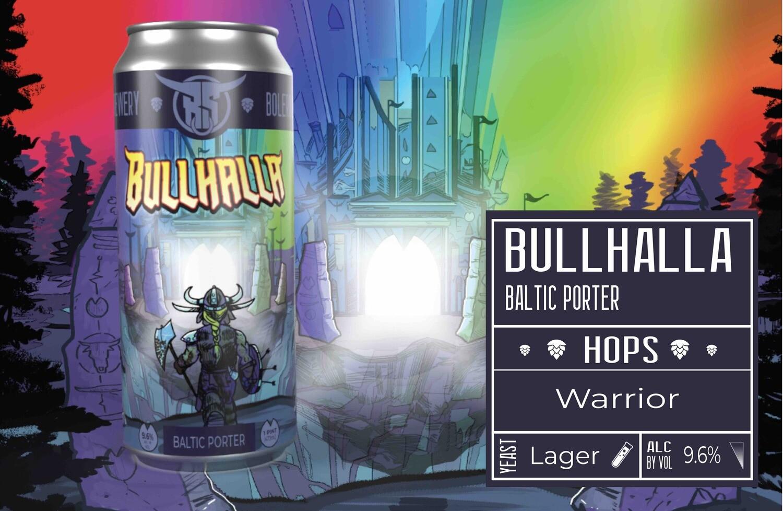 Bullhalla 4pk