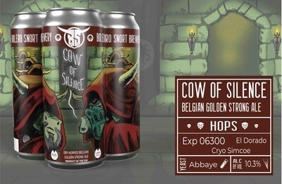 Cow of Silence 4pk