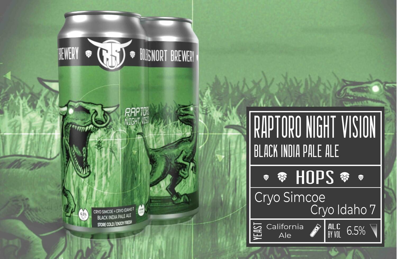 Raptoro Nightvision 4pk