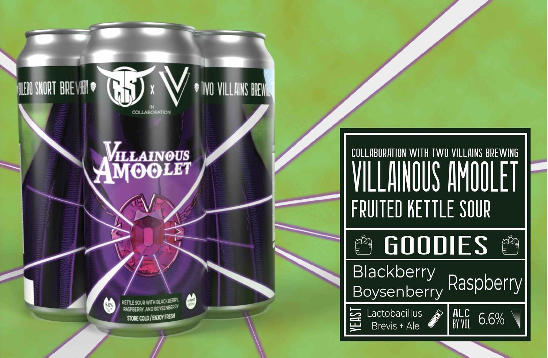 Villainous Amoolet 4pk