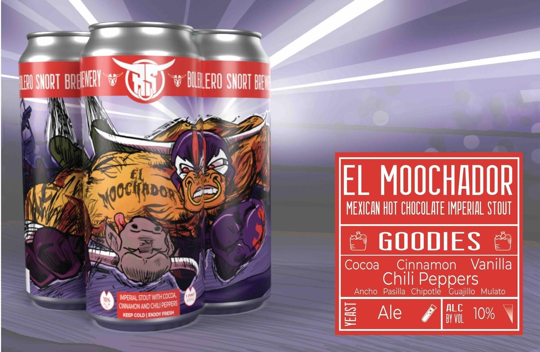 El Moochador 4pk