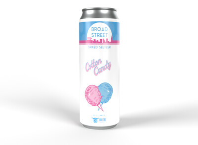 Broad St Cotton Candy 6pk
