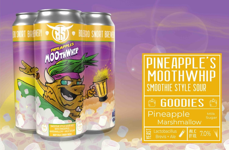 Pineapple Moothwhip 4pk