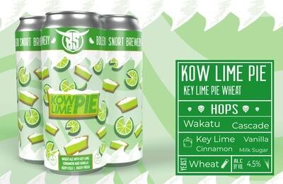 Kow Lime Pie 4pk