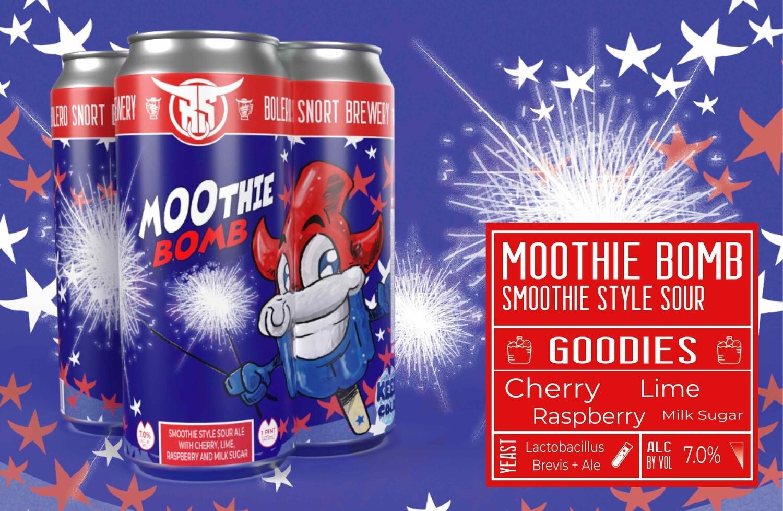 Moothie Bomb 4pk