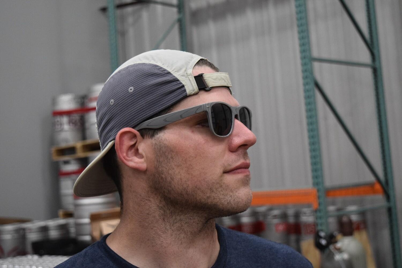 Bolero Sunglasses Grey