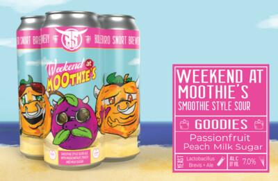 Weekend At Moothie's 4pk