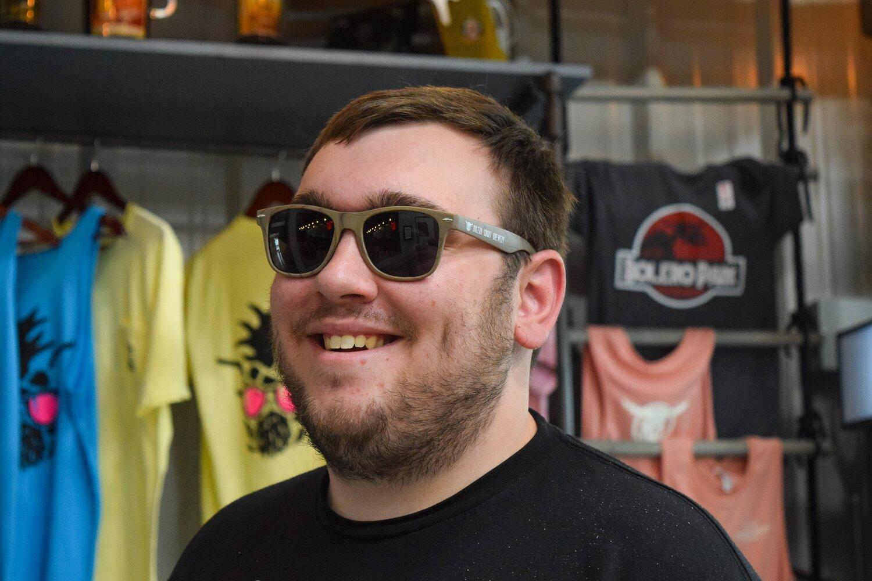 Bolero Sunglasses Wood