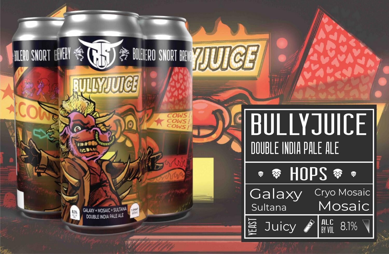 Bullyjuice Galaxy DIPA 4pk