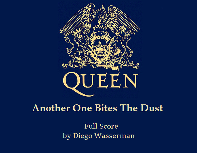 Queen - Another One Bites The Dust (Transcription)