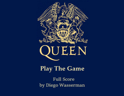Queen - Play The Game (Transcription)