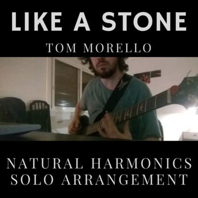 Like A Stone Solo - NH Arr.