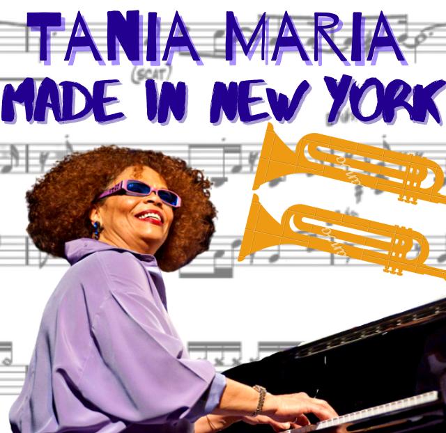 Tania Maria - Made in New York (Arrangement)