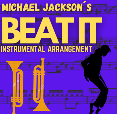 Michael Jackson - Beat It (Instrumental arrangement)