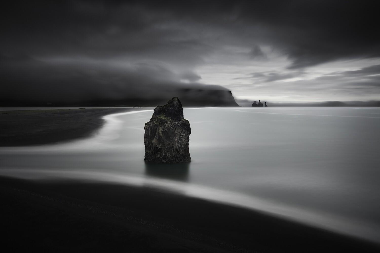 Reynisfjar Black Beach Iceland