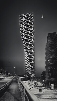 Vancouver House - The Neo-futurism
