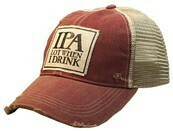Trucker Hat IPA Lot When I Drink