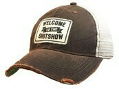 Trucker Hat Welcome To The Shit Show