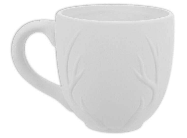 Antler mug