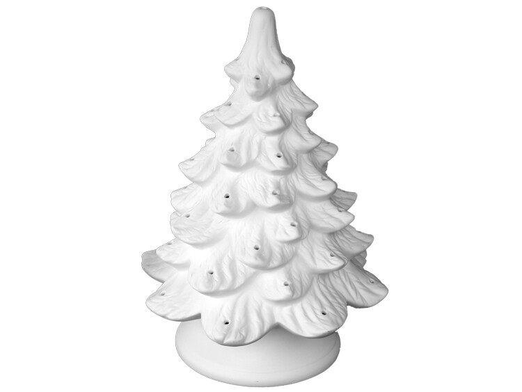 13 inch Lighted Christmas Tree