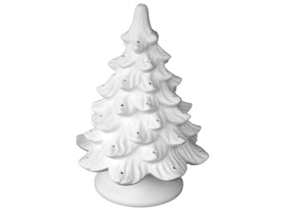 13 inch Lighted Christmas Tree