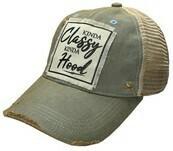Trucker Hat Kinda Classy Kinda Hood